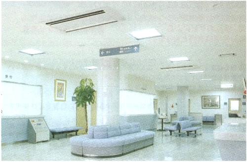 写真:ビル/オフィス用空調システム